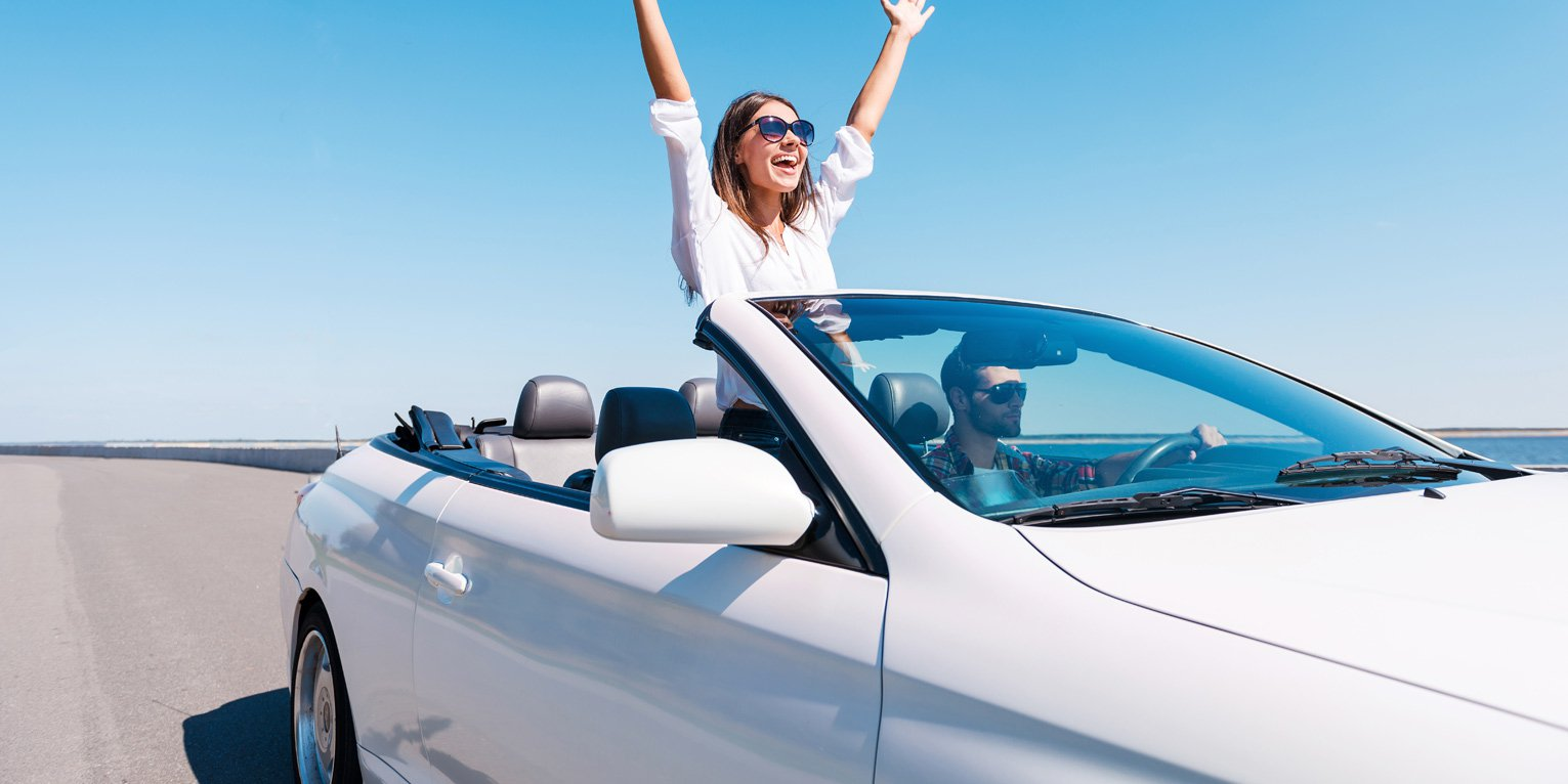 Top car rental deals for the best island rides